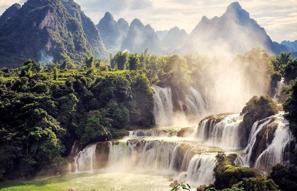 Waterfalls, Top 10 Most Beautiful Waterfalls, Phenomenal Place