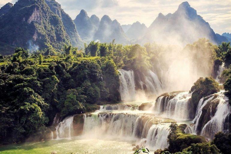, Top 10 Most Beautiful Waterfalls, Phenomenal Place