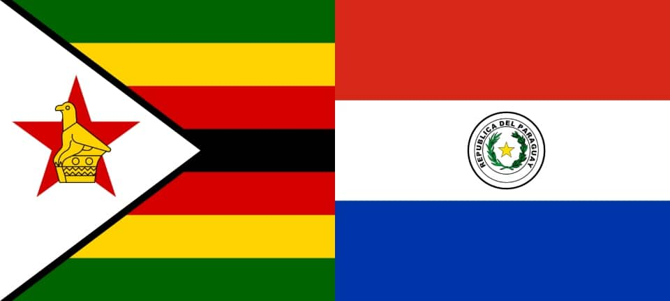 , How are Paraguay and Zambia Similar?, Phenomenal Place