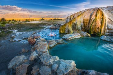 hot springs in the us