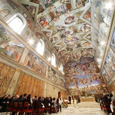 Sistine Chapel, Sistine Chapel in Italy: Must-Know Information and Guide, Phenomenal Place